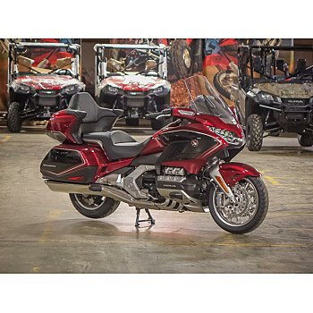 2018 Honda Gold Wing for sale 200505775