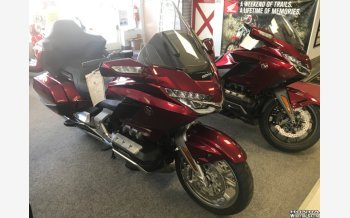 2018 Honda Gold Wing for sale 200525368