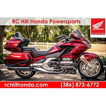 2018 Honda Gold Wing for sale 200533135