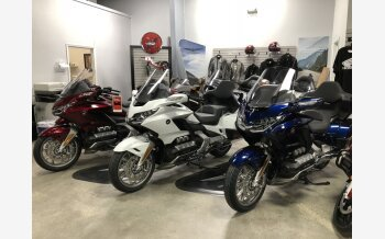 2018 Honda Gold Wing for sale 200536754