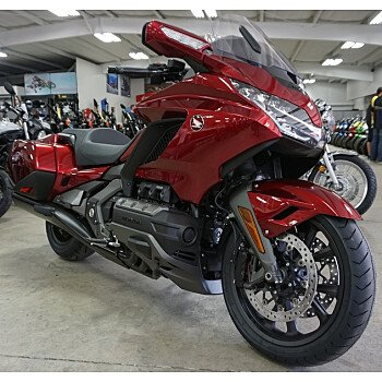 2018 Honda Gold Wing for sale 200570196