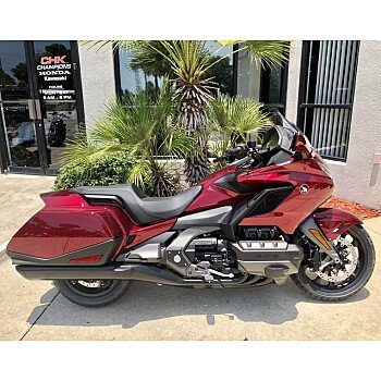 2018 Honda Gold Wing for sale 200591996