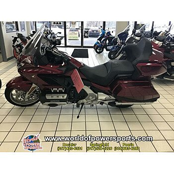 2018 Honda Gold Wing Tour for sale 200636974