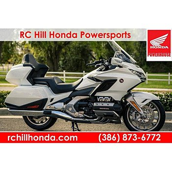 2018 Honda Gold Wing for sale 200712681