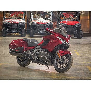 2018 Honda Gold Wing for sale 200515303