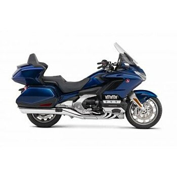 2018 Honda Gold Wing for sale 200610584