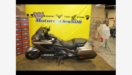 2018 Honda Gold Wing for sale 200623071