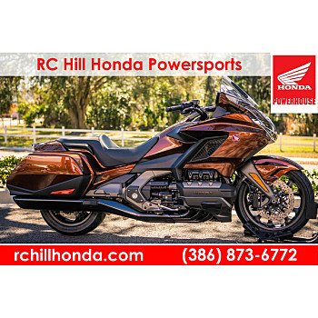 2018 Honda Gold Wing for sale 200712717