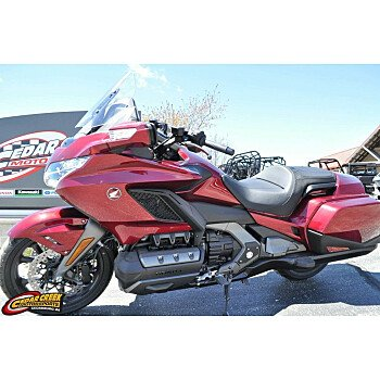2018 Honda Gold Wing F6B for sale 200739891
