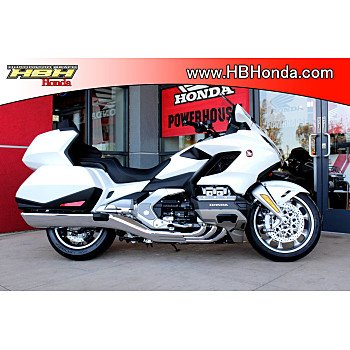 2018 Honda Gold Wing Tour for sale 200774000