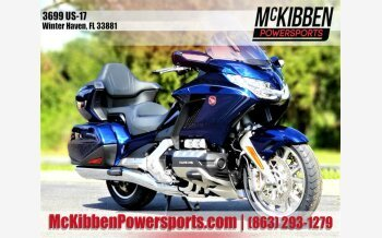 2018 Honda Gold Wing for sale 200810127