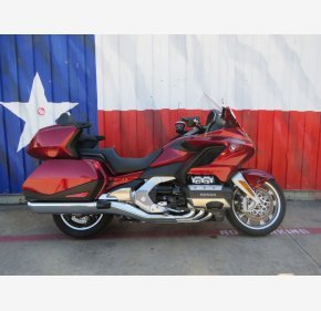 2018 Honda Gold Wing Tour for sale 201050571