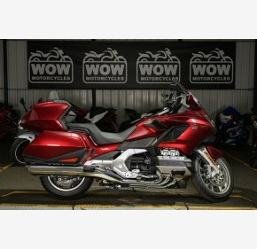 2018 Honda Gold Wing Tour for sale 201070074
