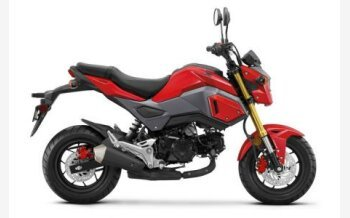 2018 Honda Grom ABS for sale 200550313