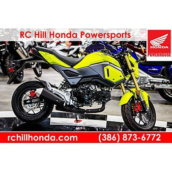 2018 Honda Grom for sale 200613899