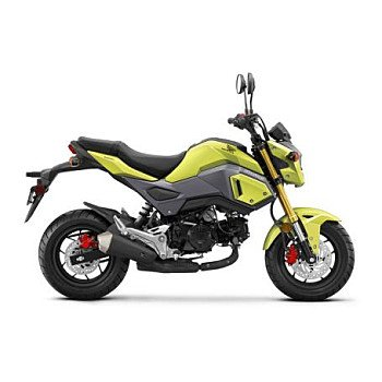 2018 Honda Grom for sale 200628785