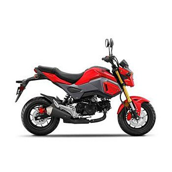 2018 Honda Grom ABS for sale 200648634