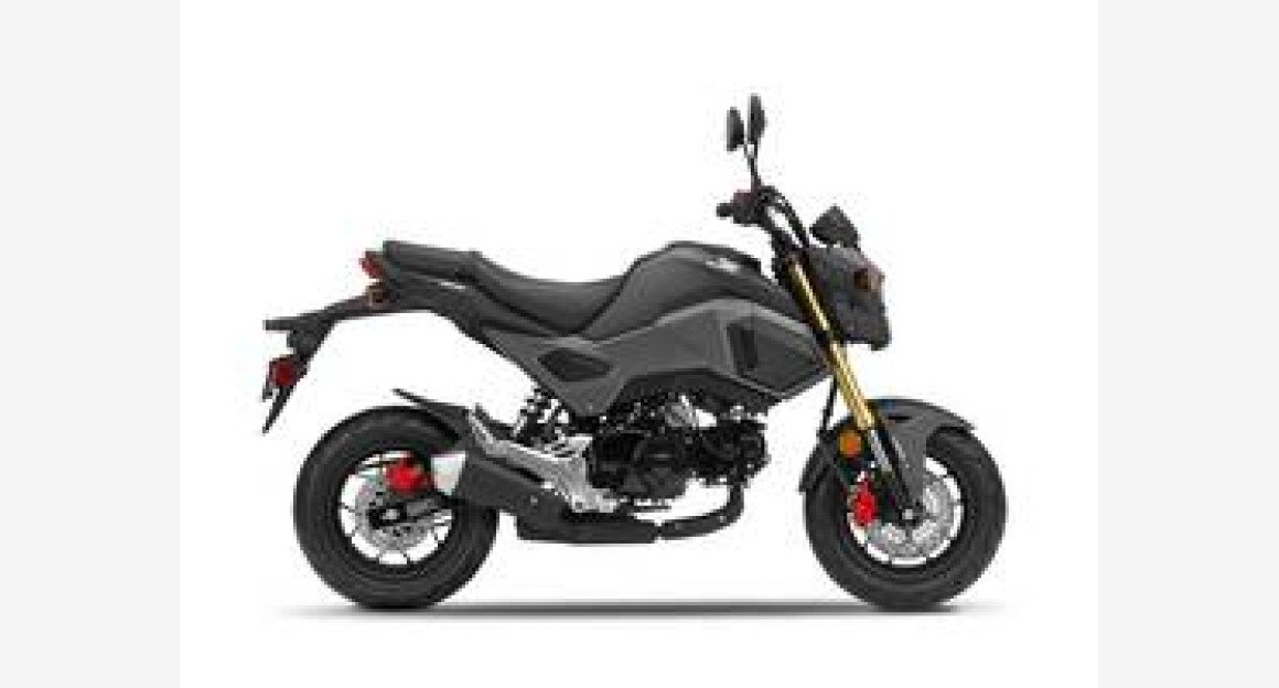 2018 Honda Grom ABS for sale 200659669