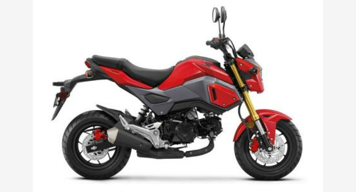 2018 Honda Grom ABS for sale 200660375