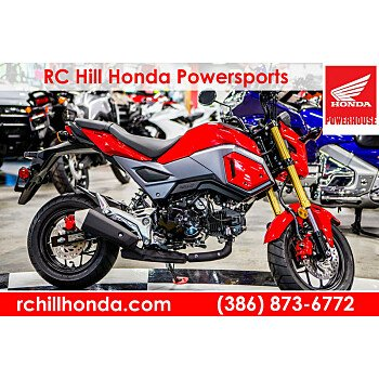 2018 Honda Grom ABS for sale 200712768