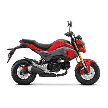 2018 Honda Grom ABS for sale 200718720