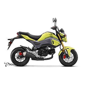 2018 Honda Grom for sale 200502709