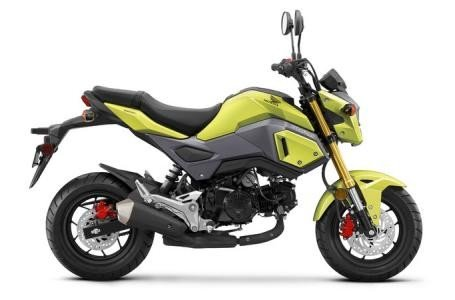 2018 Honda Grom Motorcycles For Sale Motorcycles On Autotrader