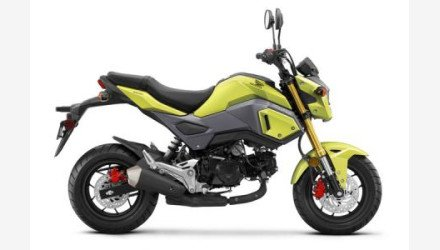 2018 Honda Grom for sale 200607648