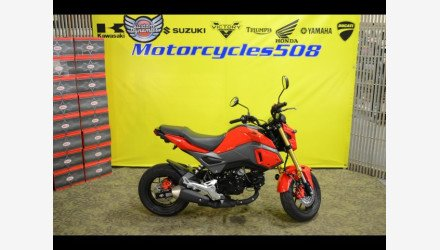 2018 Honda Grom ABS for sale 200665369