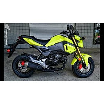 2018 Honda Grom for sale 200740706