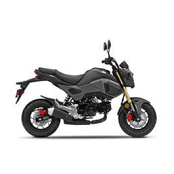 2018 Honda Grom ABS for sale 200765136