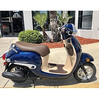 2018 Honda Metropolitan for sale 200630392