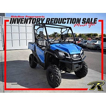 2018 Honda Pioneer 1000 for sale 200528602