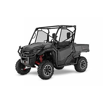 2018 Honda Pioneer 1000 for sale 200607554