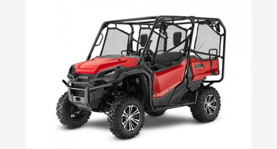 2018 Honda Pioneer 1000 for sale 200608523