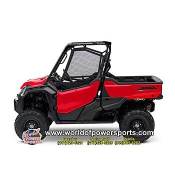 2018 Honda Pioneer 1000 for sale 200636953