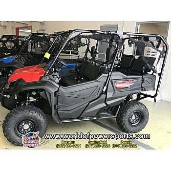 2018 Honda Pioneer 1000 for sale 200637308