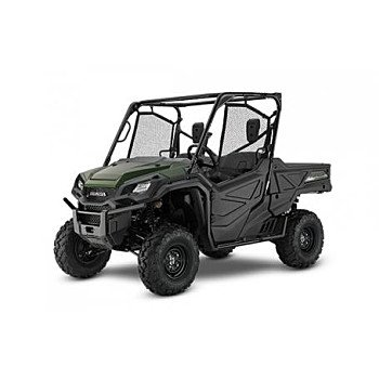 2018 Honda Pioneer 1000 for sale 200643931