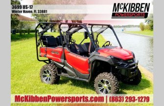 2018 Honda Pioneer 1000 for sale 200779702