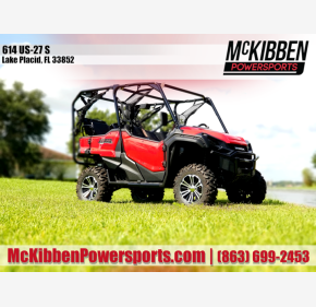 2018 Honda Pioneer 1000 for sale 200818923