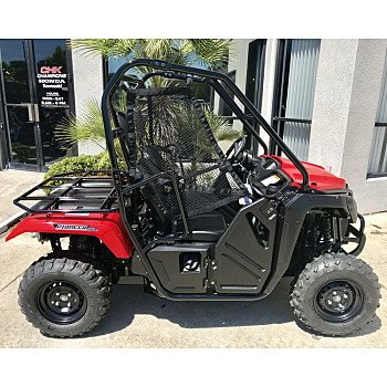 2018 Honda Pioneer 500 for sale 200571258
