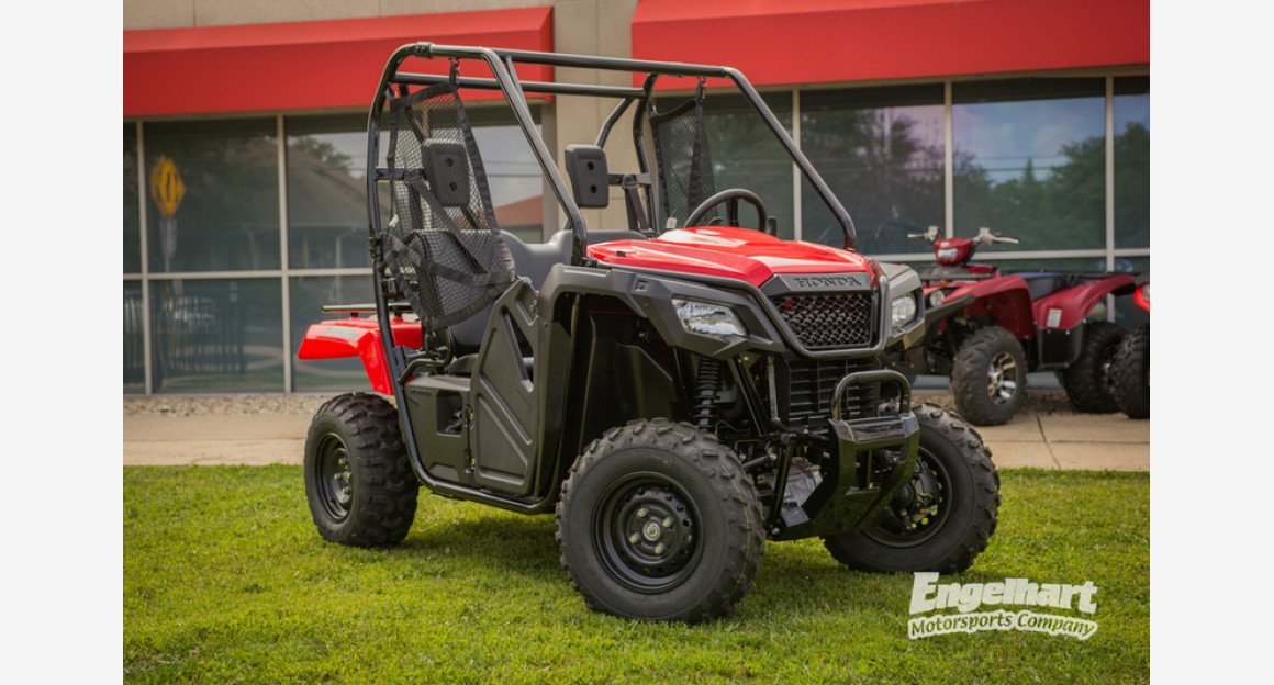2018 Honda Pioneer 500 for sale 200582348