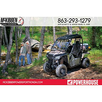 2018 Honda Pioneer 500 for sale 200588752
