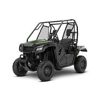 2018 Honda Pioneer 500 for sale 200650025