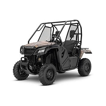 2018 Honda Pioneer 500 for sale 200524828