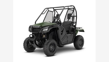 2018 Honda Pioneer 500 for sale 200586838