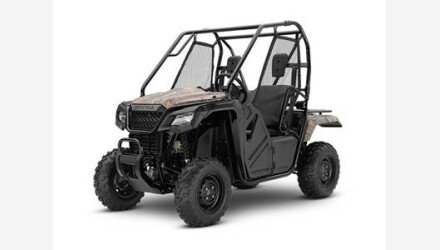 2018 Honda Pioneer 500 for sale 200628198