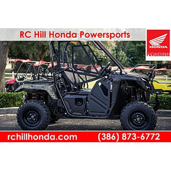 2018 Honda Pioneer 500 for sale 200901913