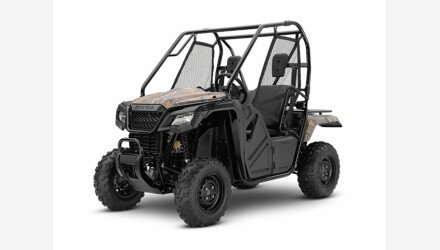 2018 Honda Pioneer 500 for sale 200921471