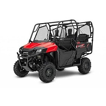 2018 Honda Pioneer 700 for sale 200496300